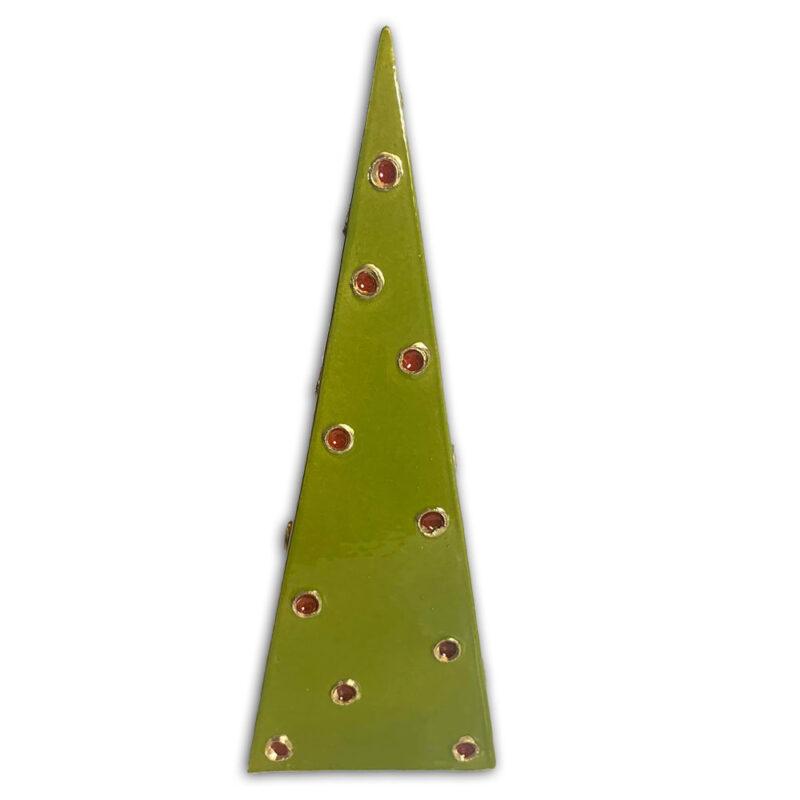χριστουγεννιατικο δεντρο κεραμικο