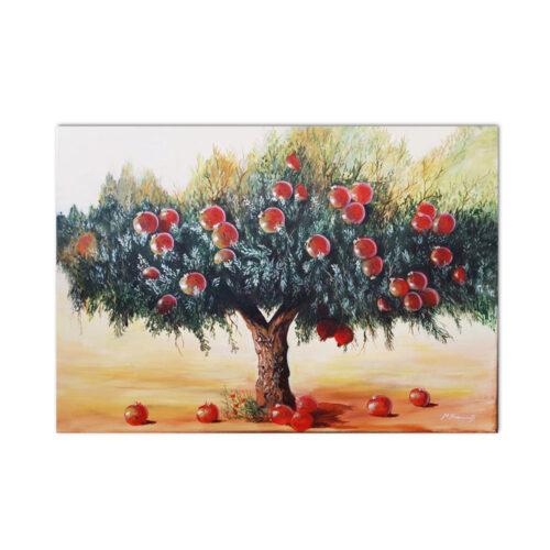 Γνησιος Πινακας Ζωγραφικης Ροδια, ελληνες ζωγραφοι